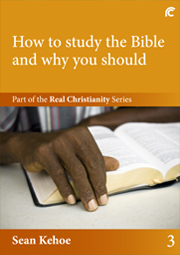 Book 3 cover - How to study the Bible and why you should