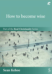 "Book 5 cover - ""How to become wise"""